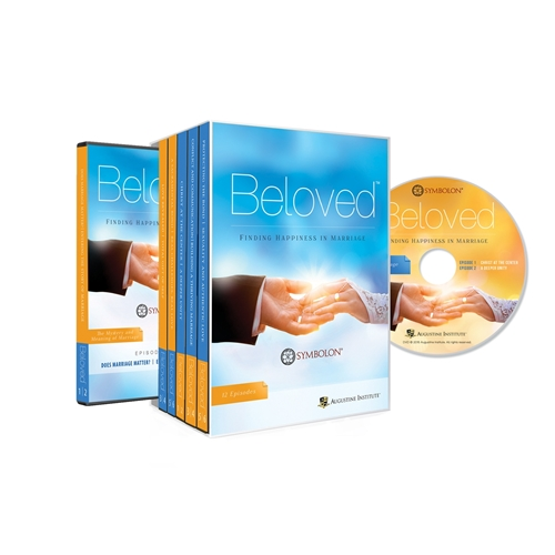 "6 set DVD collection of ""Beloved"""