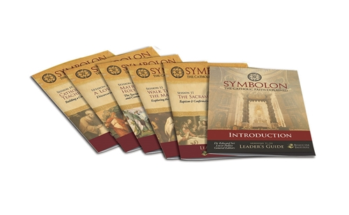 Leader's Guide for Symbolon Part I series