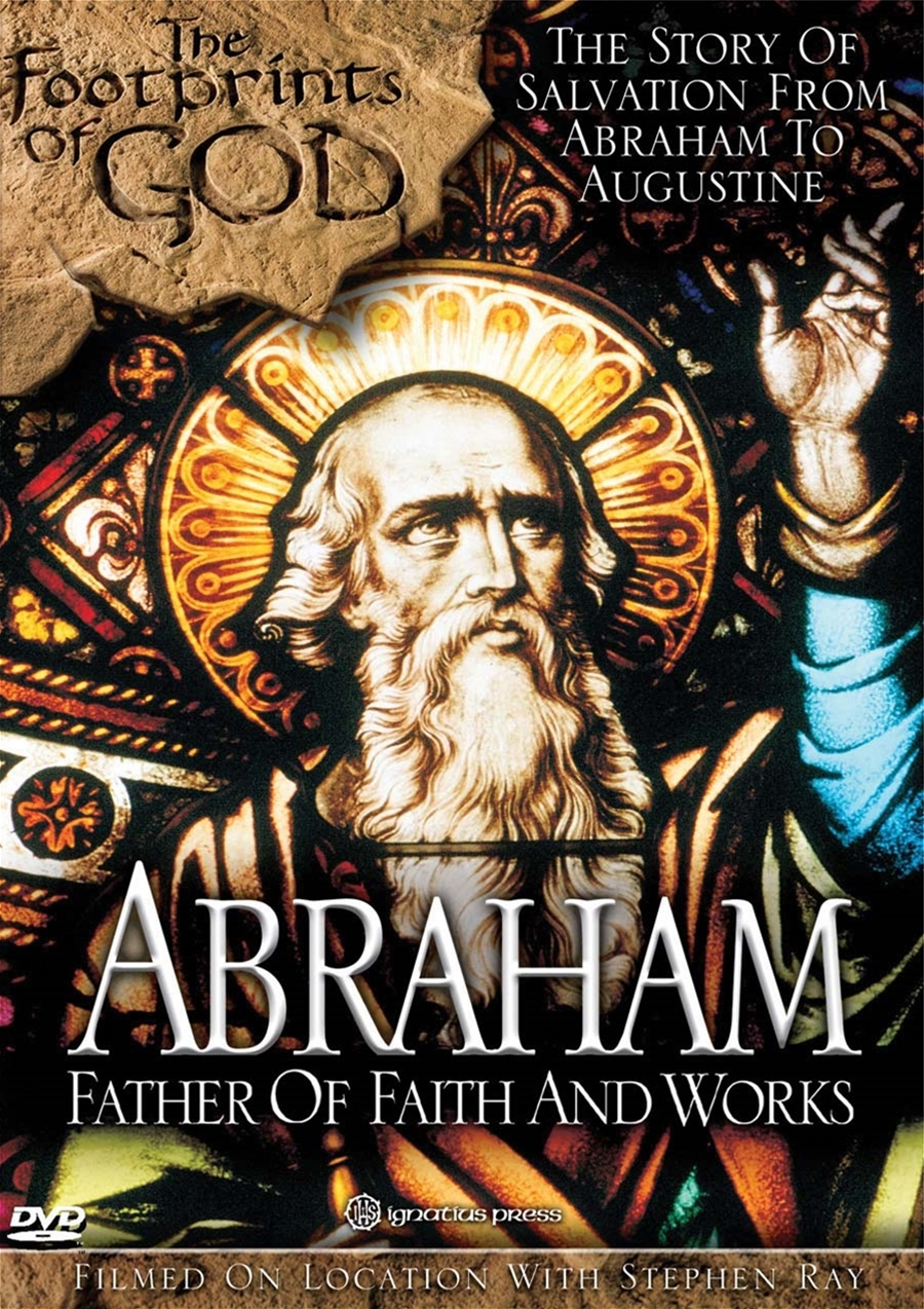 "Documentary DVD of ""Abraham"" from series ""Footprints of God"""