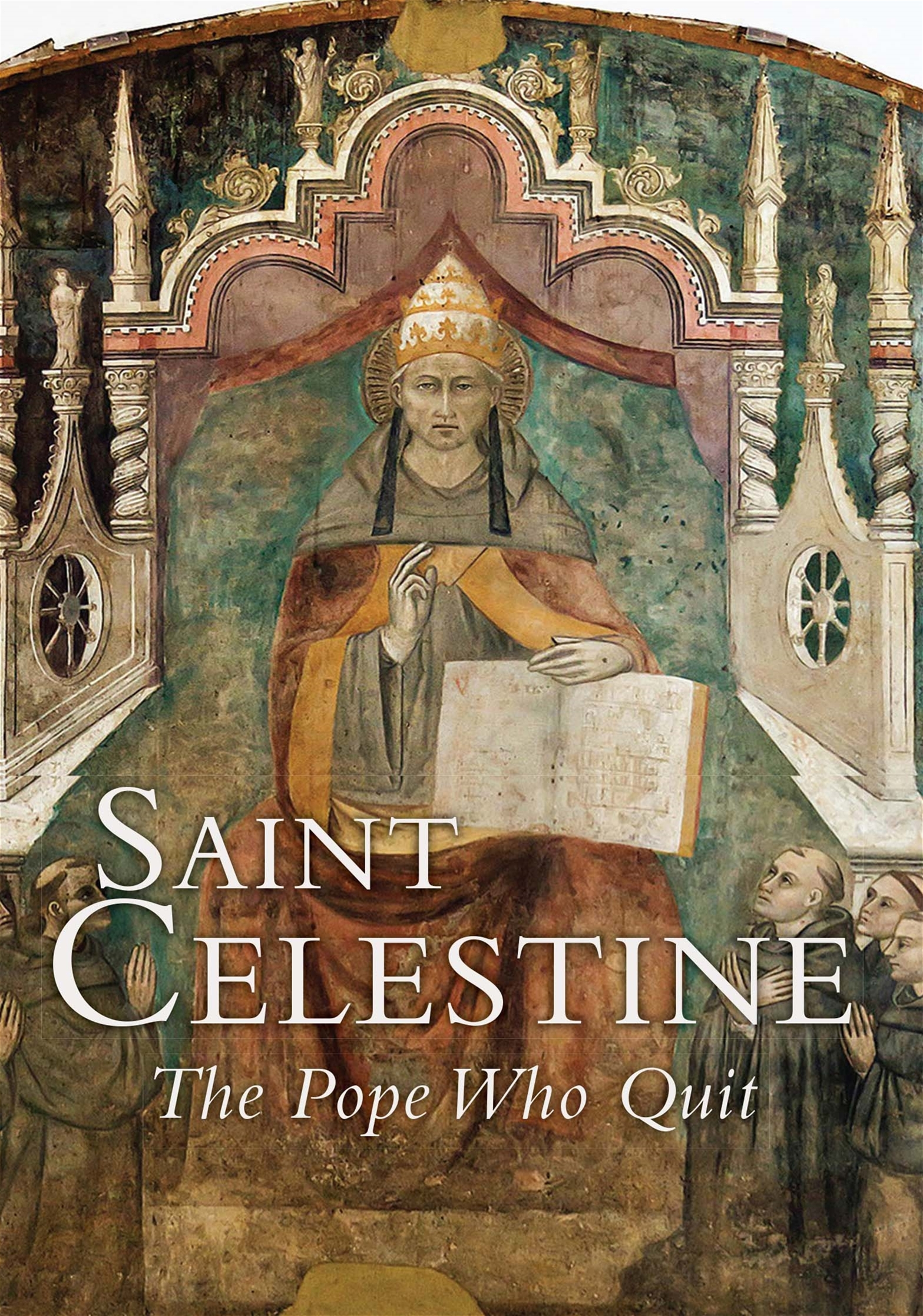 Documentary on Saint Celestine (The Pope who Quit)