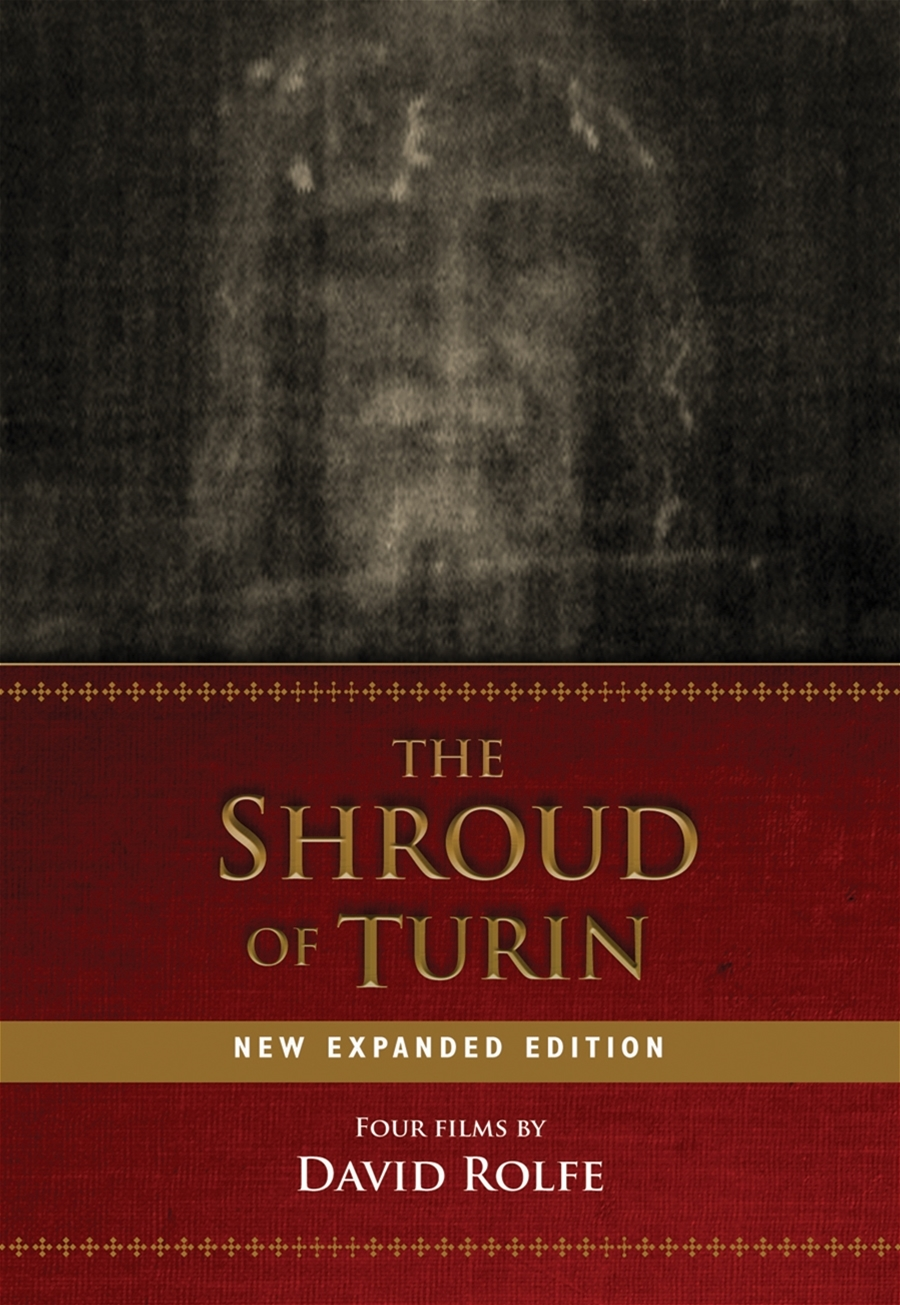 DVD collection of The Shroud of Turin : New Expanded Edition