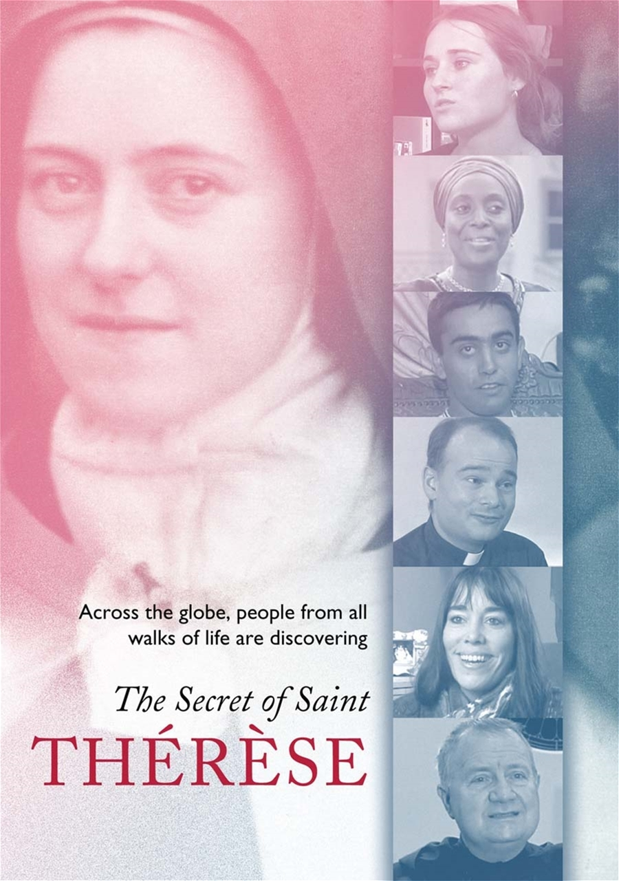 DVD that documents the life & testimonies of St. Thérèse of Lisieux