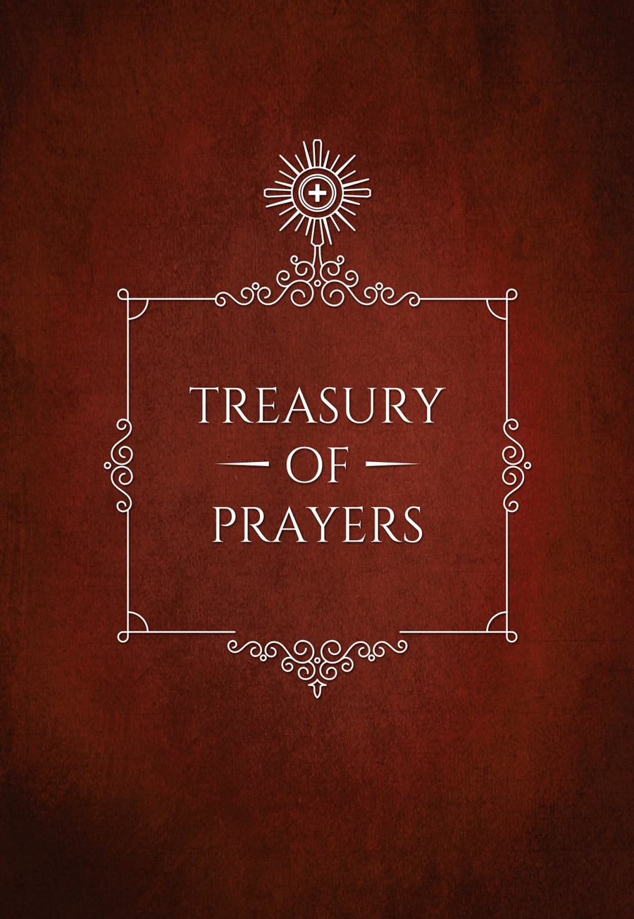 Cover of Treasury of Prayers